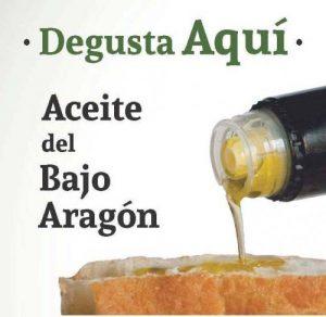 Degusta Aceite del Bajo Aragón